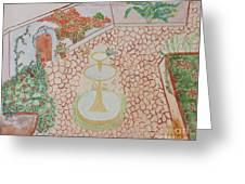 Enchanting Garden Greeting Card