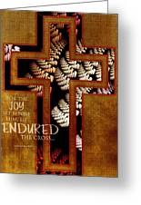 Endurance Greeting Card