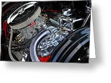 Engine 632 Greeting Card