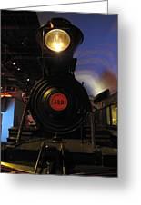Engine No. 132 Greeting Card