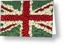 England Greeting Card by Axiom Photographic