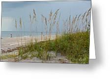Englewood Beach Greeting Card