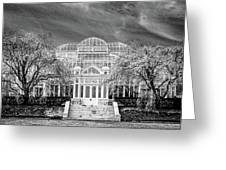 Enid A Haupt Conservatory  Greeting Card