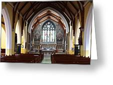 Ennis Cathedral Greeting Card