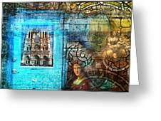 Enter Renaissance Greeting Card