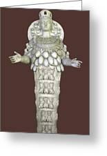 Ephesian Statue Of Artemis Greeting Card