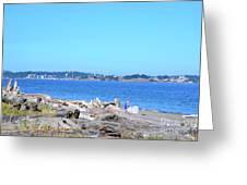 Esquimalt Lagoon Greeting Card