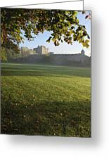 Estate Of Cahir Castle Cahir, County Greeting Card