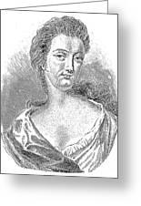 Esther Johnson (1681-1728) Greeting Card