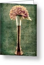 Estillo Vase - S02et01 Greeting Card by Variance Collections