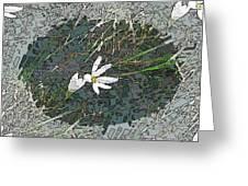 Estuary Bloom Greeting Card