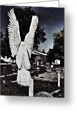 Eternal Angel Greeting Card
