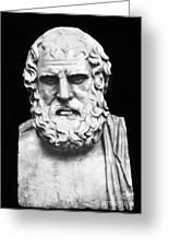 Euripides Greeting Card