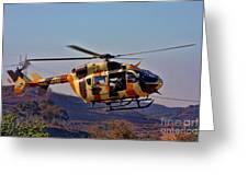 Eurocopter Uh-72 Lakota Greeting Card
