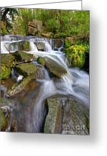 Even Flow 3.0 Greeting Card