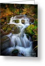 Even Flow 4.0 Greeting Card