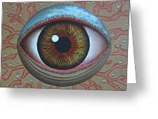 Eye Dew Greeting Card
