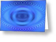Eye-in-i Greeting Card