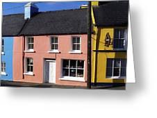 Eyries Village, West Cork, Ireland Greeting Card