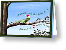 Ezekiels Christmas Greeting Card