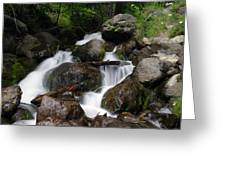 Facinating Falls Greeting Card