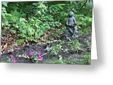 Fairy Garden Greeting Card