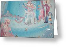Fairy Godmother Convention Greeting Card