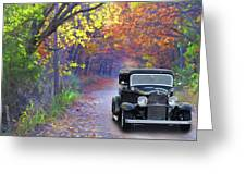 Fall 32 Greeting Card