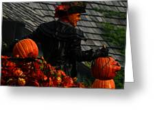 Fall Celebration Greeting Card