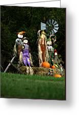 Fall Decoration Greeting Card