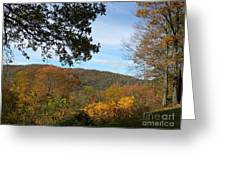 Fall Delight 9 Greeting Card