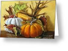 Fall Gatherings Greeting Card