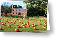 Fall In Maine Greeting Card