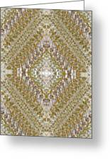 Fall Kaleidoscope Three Greeting Card