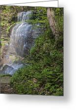 Falls Two  Greeting Card