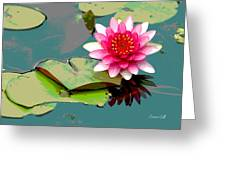 Fantasia II Greeting Card
