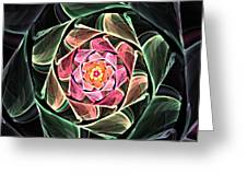 Fantasy Floral Expression 111311 Greeting Card