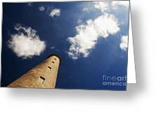 Faro Lighthouse Greeting Card