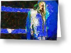 Fashion 207 Greeting Card