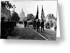 Fdr: Funeral, 1945 Greeting Card