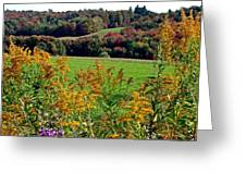 Feast Of Autumn Greeting Card