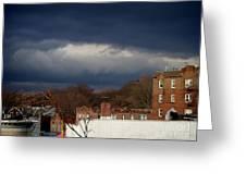 February 8 2011 Greeting Card