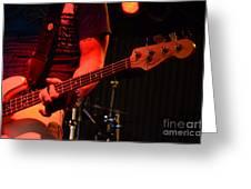 Fender Bender Greeting Card by Bob Christopher