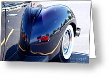 Fender Reflection Greeting Card