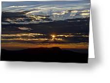 Fernley Sunrise 1 Greeting Card