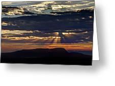 Fernley Sunrise 2 Greeting Card