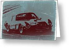Ferrari Gto Greeting Card