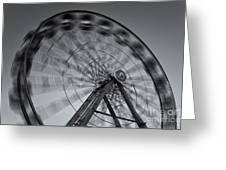 Ferris Wheel V Greeting Card