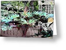 Feuilles Kyoto Greeting Card
