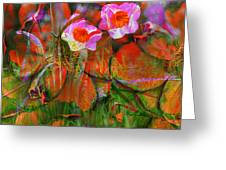 Fields Of Seeds Greeting Card